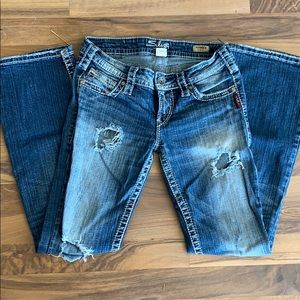 Silver Jeans Pioneer Bootcut